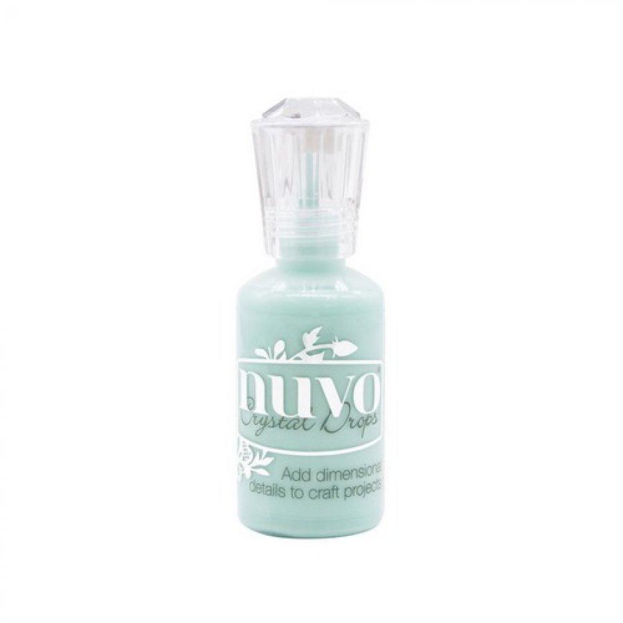 """Tonic Studios NUVO /""""Sherbert Shimmer/"""" GLITTER GOCCE Sherbert Shimmer Rosa"""